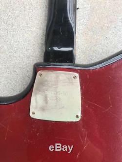 Instrument De Musique Russe Soviétique Formanta Vintage Guitare Soviétique De L'urss