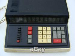 Iskra 111 Vintage Russe Scientifique Soviétique Nixie In-14 Calculatrice 111m De Travail