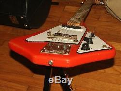 Jolana Star IX Guitare Électrique Russian Axs Des Années 60