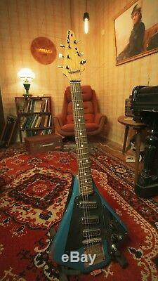 Jolana Star IX Guitare Électrique Russian Axs Des Années 60 À Prix Réduit Vintage Rare