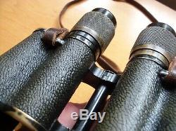 Jumelles Fernglas Jumelle Urss Russe Rkka 1934 Seconde Guerre Mondiale 8x40 (zeiss Delactis)