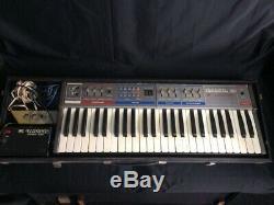 Junost-21 Rare Synthesizer Ancienne Vintage Vintage Urss Russie