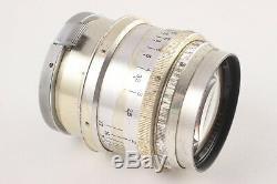 Jupiter 9 2/85 Urss Russe Objectif Kiev Contax