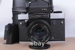 Kiev-60 Ttl Slr Format Moyen 6x6 Urss MC Volna-3 Pentacon Six Mont Russe