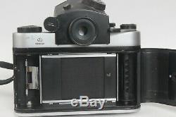 Kiev 6c Ttl Urss Russe Moyen Format 6x6 Caméra Vega Objectif 12b