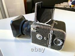 Kiev 88 Hasselblad Soviétique Russe Copie Caméra 6x6 Avec MC Volna 3 80mm F2.8