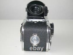 Kiev 88 Russe Soviétique Hasselblad Copie 6x6 Caméra Avec MC Volna 3 80mm F2.8