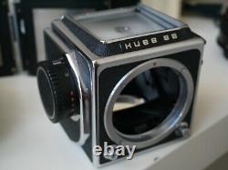 Kiev 88 Russie Soviétique Hasselblad Copie 6x6 Caméra MC Vega 3