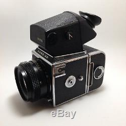 Kiev 88 Ttl Objectif De Format 6x6 Reflex Vintage Russe Moyen MC Volna 3 Ussr