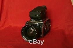 Kiev 88 Ttl Soviétique De Russie Moyen Format Slr Appareil Photo Camera Film + Bonus