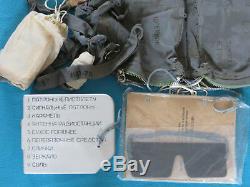 Kit De Survie Naz-7m De Pilote De L'armée De L'air Russe Pour Siège Éjectable K-36