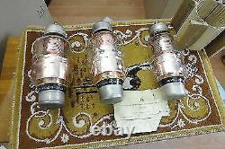 Kp1-4 Soviétique De Russie Vide Variable Condensateur 10-500pf 10 Kv 50a Nos 500pf