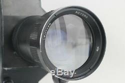 Krasnogorsk 3 Urss Russe Film 16mm Film Caméra Kmz Meteor 5-1 Objectif