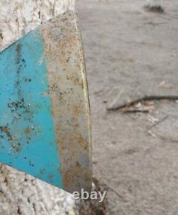 Légendaire Urss Alloy Steel Ax Hatchet Axe Pour Bam Authentique Rare Russe Pas Utilisé