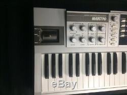 Maestro Rare Vintage Synthetiseur Urss Soviétique De Russie