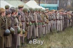 Manteau Armée Soviétique Urss Shinel Veste Militaire Russe Soldat Est Manteau D'hiver