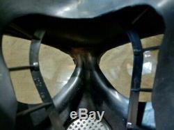 Masque À Gaz Prototype Russe - Urss -1-80 Avec Grand Verre Large