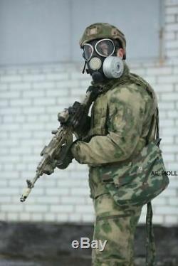 Masque De Gaz Pmk-3 Protection Militaire De L'armée Russe Soviétique De Tchernobyl Le Jeu Set