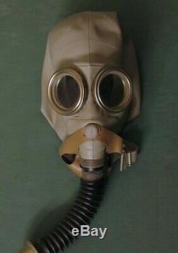 Masque De Gaz Russe Ip-5, L'armée Soviétique, 1 Masque, 1 Sac Pour Masque À Gaz, Sans Filtre