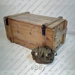 Masque Vintage Soviétique Urss Militaire Russe Pmg Gaz Avec Filtre À Charbon 40mm