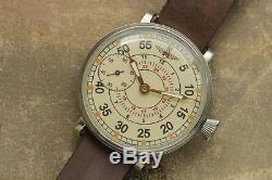 Mécanique Qualité Russe Hommes Soviétique Montre-bracelet / Serviced
