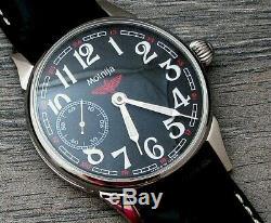 Montre Molniya Vintage Origina Mécanique Rare Mariage Russe Aviateur