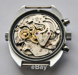 Montre Poljot Vintage Ussr Russian Soviet Chronograph Sturmanskie 3133 00907