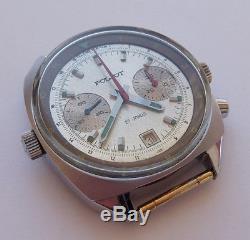 Montre Poljot Vintage Ussr Russian Soviet Chronograph Sturmanskie 3133 59035