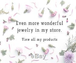New Beaux Bijoux De Style Russe Boucles D'oreilles En Or Rose Massif Urss 14k 585 3.75g Ambre