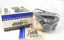New Unopened Fed-5b 5 Réducteur Russe 35mm Caméra Industrier-61 L/d Lentille