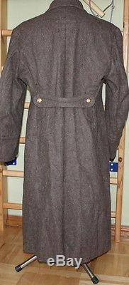 Nouveau Manteau De Laine De Soldat Pardessus Uniforme Militaire Russe Russe De Manteau 48-5