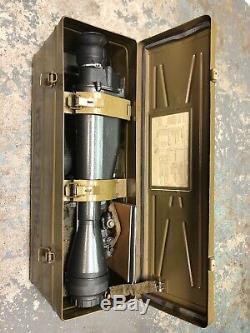 Nouveau Soviétique Russe 196x 1pn34 Portée Usine Box Set Complet Condition De Travail