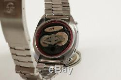 Nouveau Vintage Pulsar Elektronika 1 Première Urss Russe Numérique Led Rouge Montre-bracelet