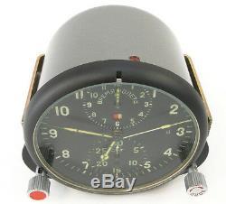 Nouvel Achs-1m 1 Horloge De Cockpit Mig / Su # 6 De L'urss Armée De L'air Russe