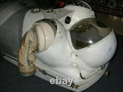 Original Soviet Russian Eva Space Suit Skv 1965 Programme Lunaire Ultra Rare 1