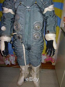 Original Soviétique Urss Eva Spacesuit Yastreb Space Ultra Rare 1969