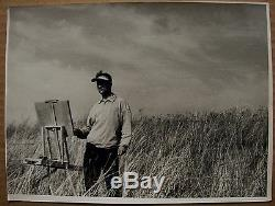 Peinture À L'huile Soviétique Russe Ukraine Paysage Urbain Réalisme Impressionisme Matin