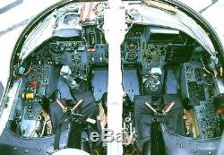 Pilote Russe Soviétique Su-24m Commande De Cockpit Colonne De Manette Commande Joystick