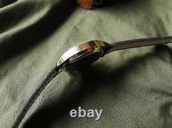 Poljot 3133 Chronographe Soviet Ussr Russe 1993 Wrist 23 J Montre Or F Hommes