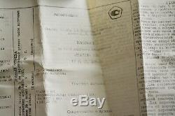 Poljot 3133 Sturmanskie Vintage Chronographe Russe / Soviétique Nos