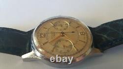 Poljot Strela 3017 Guerr Soviet Montre Chronographe Russe Vintage Rare
