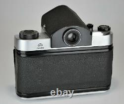 Près D'exc! Début De L'urss Russe Kiev-6s (kiev-6c) Caméra De Format Moyen, Coffret