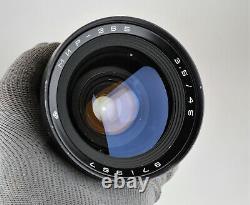 Près De L'exc! Ursr Russe Mir-26b F3.5 / 45 Lens Pour Kiev-6s // Kiev-60 / Pentacon-6 (3)