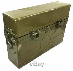 Radio Espionne Vintage 354 R-354 Shmel Gru Kgb Armée Soviétique Guerre Froide