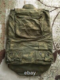Rare Garde-frontière Soviétique Du Kgb Russe 1992 6b5 Gilet Blindé Camo Première Guerre Tchétchène