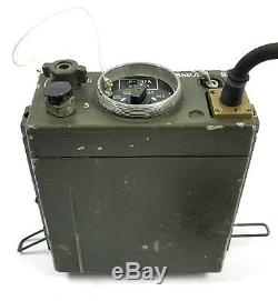 Rare R-392a Radio De L'armée Soviétique De Russie Set Militaire Récepteur Transceiver P-392a