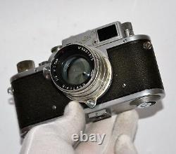 Rare Russian Ussr Zorki 3 Leica Copy Camera + Jupiter-8 Lens, F2/50mm (1)