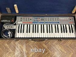 Rare Synthétiseur Analogique Vintage Junost-21 Urss Russe