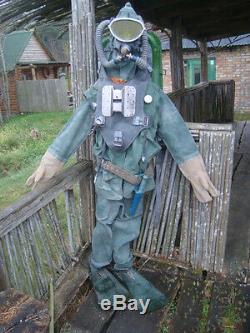 Recycleur De Plongeurs De Plongée Russe Russe Ida71 + Costume, Palmes, Couteau, Chemise