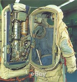 Réservoir D'oxygène Rare D'origine Russe Soviétique Eva Spacesuit Orlan Space